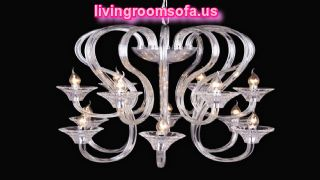 Flamingo Style Big Living Room Lamps