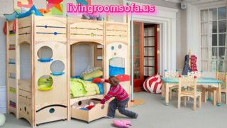 Great Kids Furniture Design Boys Style Playroom Design Ideas