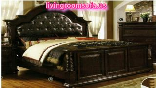 Hand Carved Bed Luxury Bed Frame
