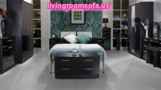 High Gloss In Black At Instant Bedroom Furniture