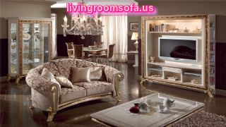 Historical And Affaello Wall Unit Tv Stand In Livingroom