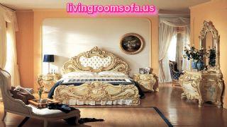 Italian Luxury Traditional Beds