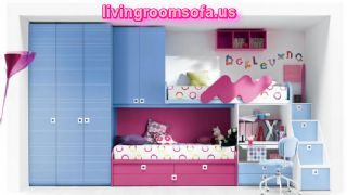 Kids Bunk Beds With Storagechilds Bunk Bed With Storage Cabinets