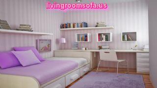 Kids Space Saving Bedroom Furniture Multifunctional