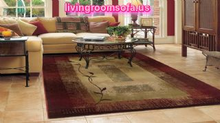Large Washable Area Rugs On Living Room