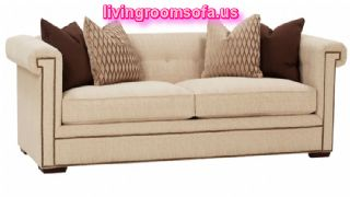 Lila Designer Style Apartment Size Loveseats