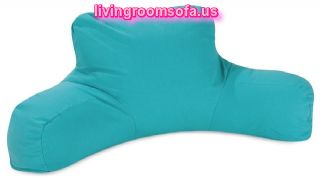 Midcentury Decorative Pillows With Arms