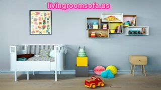 Modern And Cool Childrens Furniture For Baby Room