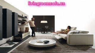 Modern Black And White Living Room Design Ideas
