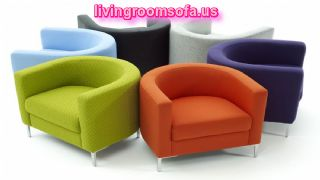 Modern Colorful Tub Chairs Designs