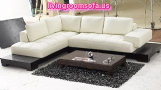 Modern Contemporary Sectional Sofas For Livingroom