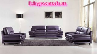 Modern Leather Seats, Contemporary Sofas And Chairs In Livingroom