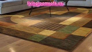 Modern Living Room Area Rugs Design