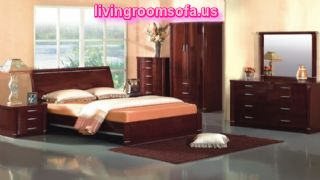Modern Queen Bedroom Set