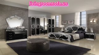 More Furniture Italy Classic Bedroom Designs Side