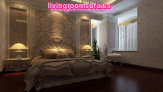 New Classical Bedroom Interior Design