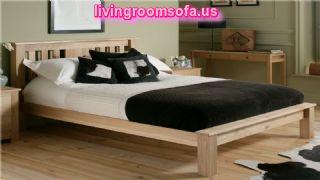 Oak Bed Frames Design Idea