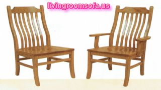 Oak Classic Chairs Designs