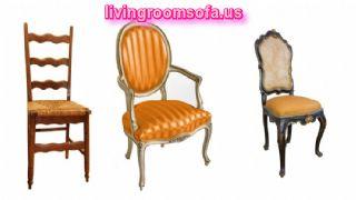 Old Decorative Chaises Design Ideas