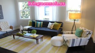 Ordinaire Orange Accent Pieces For Living Room