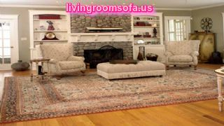 Pretty Area Rugs For Living Room