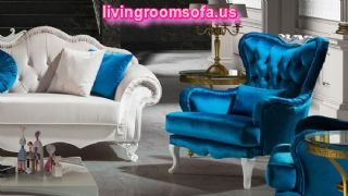 Quilted Bright Velvet Chairs For Living Room