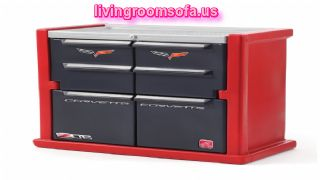 Red And Black Cool Dressers For Kids