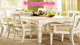 Sharp Wood Dining Room Furniture Table And Chairs