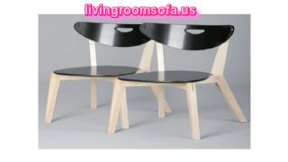 Simple Black Modern Chaises Design Ideas