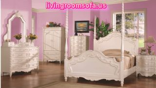 Single Classic Bedroom Furniture Design