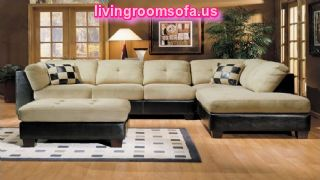 Small Living Room Sectionals Design