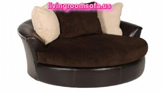 Swivel Chair For Living Room Picture