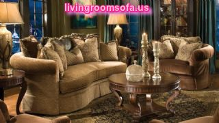 Traditional Ashley Living Room Sets