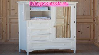 Traditional Kids Dressers Armoire Wardrobe
