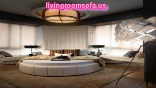 Trendy Contemporary Master Bedroom