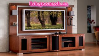Tv Stand Furniture With Storage For Rooms
