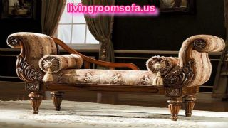 Victorian Style Bed Bench Design Ideas