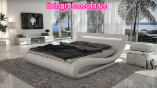 White And Modern Bedroom Sets