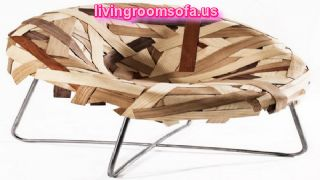 Wood Style Chaises Design Ideas