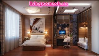 Wooden Bedroom Decorating Ideas
