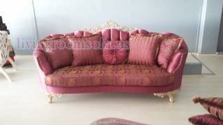 Traditional Avant Garde Couch Exclusive Design