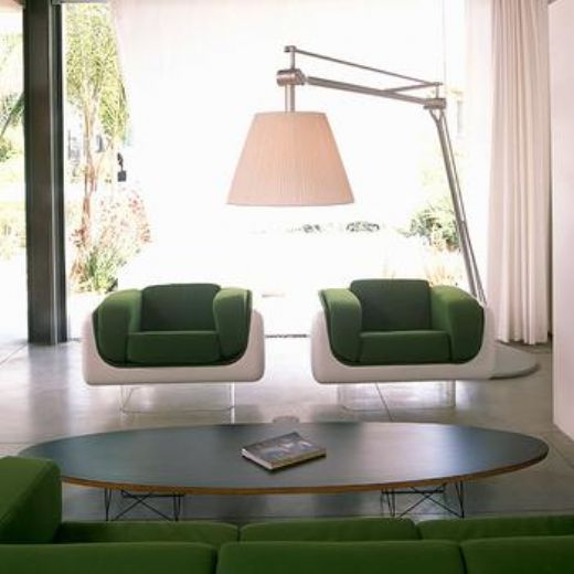 Modern Italian Living Room Design Ideas