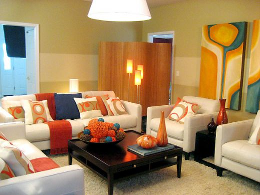 Modern Small Living Room Decor Pictures