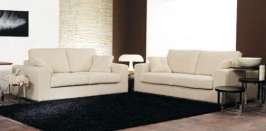 Modern Fabric Sofa, Livingroom Design