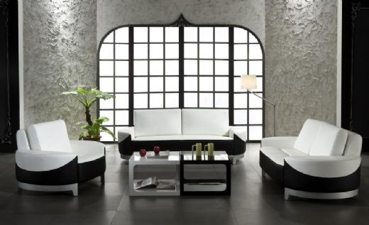Elegance Contemporary Sofa, Modern Contemporary Sofa, Living Room Contemporary Sofas