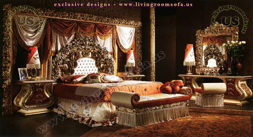 antique lovely bedroom furniture decorating
