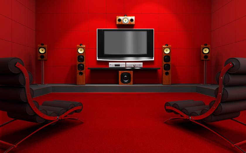 Avatar Modern TV Stand Entertainment Center Design Idea