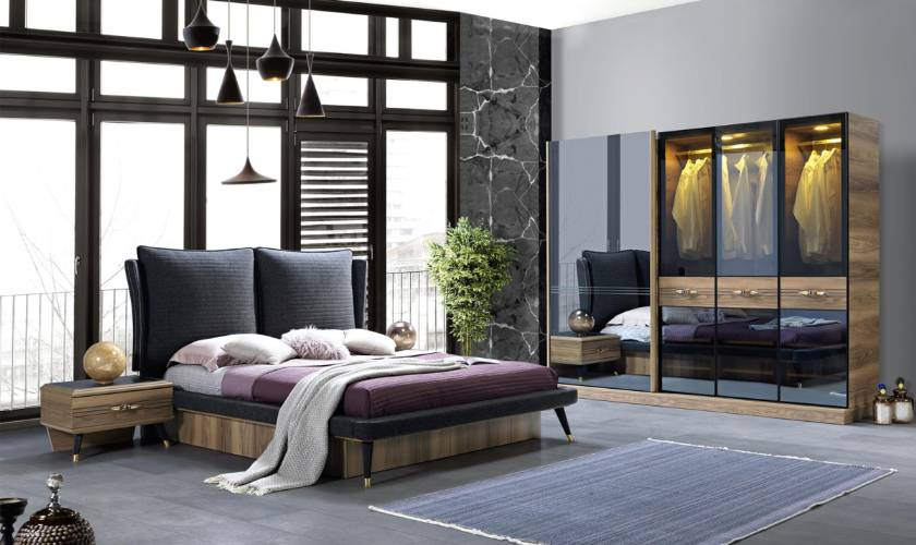 Bedroom furniture modern contemporary and luxury perfectly fits your life