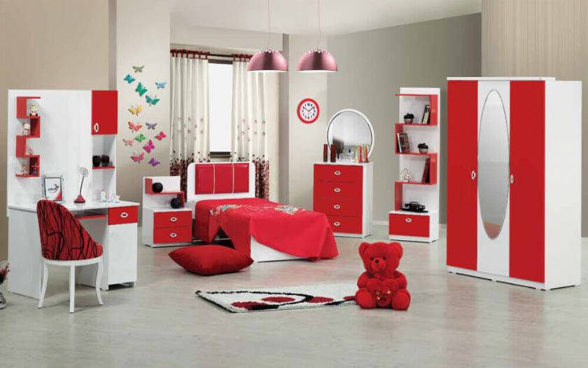 bedroom ideas for teen girls sharing rooms