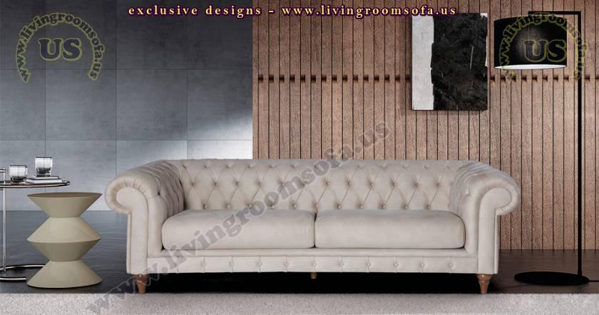 Chesterfield Sofas Custom Upholstered Handmade Designs Interior Design